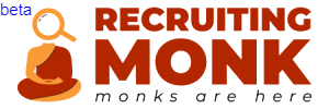 Recruiting Monk Logo